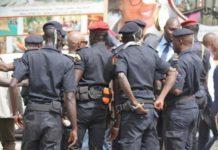 3.319 individus arrêtés par la police en septembre