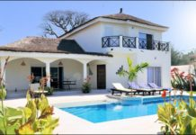 """Sokhna Bator dévoile la luxueuse villa offerte à son """"marabout"""" et """"guide"""" Sokhna Aida Diallo"""