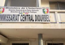 Le nouveau commissaire central de Diourbel installé