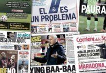 Le Real Madrid a un gros problème avec ses attaquants...
