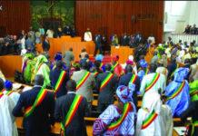 Assemblée nationale: La composition du nouveau Bureau connue