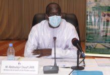 Médina Baye: Le ministre de la Santé évalue le dispositif sanitaire
