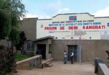 1300 détenus s'évadent de la prison de Béni en RDC