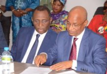 Guinée Conakry : Cellou Dalein Diallo solidaire de Sidya Touré empêché de sortir du pays