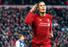 Liverpool donne des nouvelles de Virgil van Dijk