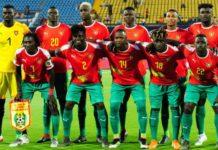 Covid-19: Le match Guinée Bissau vs Angola a été aussi annulé !