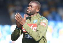 """Kalidou Koulibaly après son 250e match avec Naples: """"J'aurais aimé le célébrer par une victoire"""""""