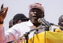 Présidentielle au Burkina: le CDP de Compaoré promet «la reconquête du pouvoir»