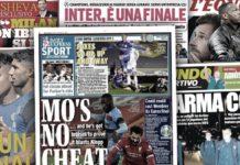Mohamed Salah fait polémique en Angleterre...