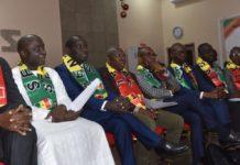 Idy et Oumar Sarr exclus du FRN