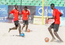 Can de Beach Soccer : Le Sénégal va proposer à la CAF la programmation du tournoi pour la période du 23 au 30 Mai 2021