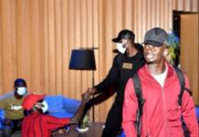 Sénégal-Guinée Bissau : Sadio Mané rejoint le groupe (Images)