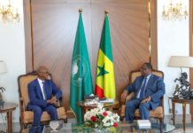 Adjibou Soumaré reçu discrètement par Macky