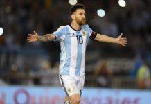 Argentine : la décision forte de Lionel Messi
