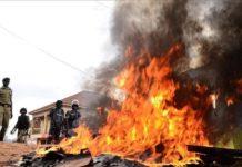 Présidentielle en Ouganda : 37 morts depuis mercredi