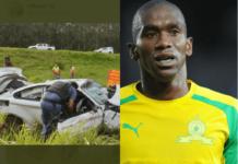 Tragique disparition d'un ancien international sud-africain