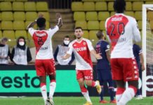Ligue 1 : Sans Gana Gueye, le PSG renversé à Monaco