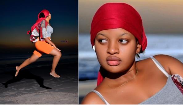 Balade à la plage : Ces clichés hot de Adjara qui ont fait le buzz sur les réseaux…