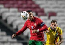 Portugal: Ronaldo à 8 buts de devenir le plus grand buteur en sélection au monde