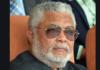 Ghana : L'ancien président Jerry John Rawlings n'est plus…