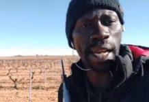 """Espagne – Coup de gueule d'un Sénégalais : """"Vous pillez l'Afrique et nous chassez d'Europe"""" Vidéo"""
