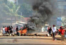 Guinée : Cinq figures majeures de l'opposition écrouées
