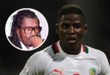 Carrière au ralenti : Papy Djilobodji accuse Aliou Cissé
