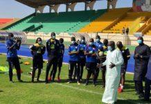 Ligue des Champions : une délégation de la LSFP rend visite au Teungueth FC