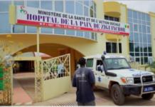 Centre hospitalier régional de Ziguinchor : Des travailleurs de l'hôpital régional «séquestrent» le directeur Martial Coly Bopp