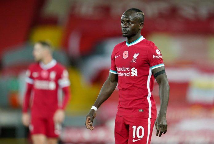 Sept matchs sans scorer, le triste bilan de Sadio Mané en Premier League…