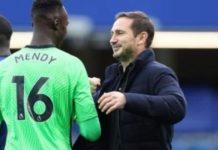 Chelsea : Lampard défend Edouard Mendy