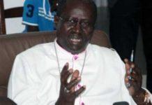 Covid-19 : Monseigneur Benjamin Ndiaye invite les chrétiens à une fête en famille