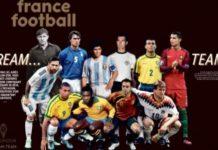Ballon d'Or Dream Team : Pelé, Messi, Ronaldo, Marodona dans le onze de légende !