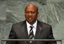 Ghana: le candidat de l'opposition John Dramani Mahama refuse de reconnaître sa défaite