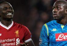 Sadio Mané et Koulibaly nommés pour le onze FIFA-FIFPRO de l'année 2020