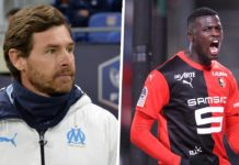 Rennes – OM: André Villas-Boas se méfie de Mbaye Niang