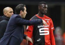 """Rennes – Stephan: """"Mbaye Niang était malade, pris de vomissements récemment"""""""