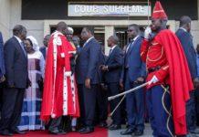 Sénégal : la rentrée des Cours et Tribunaux reportée en raison de la Covid-19