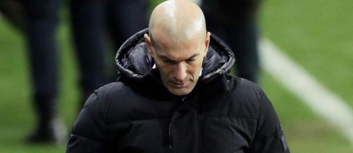 Covid-19: Zidane testé positif!
