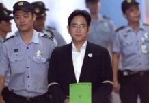 Corée du Sud : L'héritier de Samsung condamné à deux ans et demi de prison pour corruption