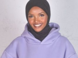 Halima Aden, top model :