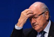 L'ancien président de la FIFA Sepp Blatter hospitalisé, dans un état sérieux