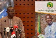 Augustin Senghor sur la Présidence de la CAF : « Je me présente comme favori »