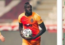 Turquie : Mbaye Diagne s'offre un record avec Galatasaray !