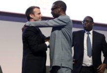Youssou Ndour à Macron :« Nous voulons l'annulation de la dette africaine »