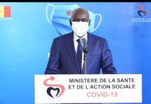 Covid-19: 196 cas positifs, 110 cas communautaires, 11 décès (Ministère Santé)