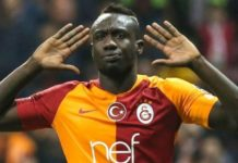 """Mbaye Diagne parle de son avenir: """"Je suis un joueur de Galatasaray et je suis concentré à 100%"""""""