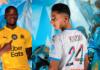 Nouveaux maillots : L'OM se colore du Sénégal, de la Côte d'Ivoire et du Maroc (Photos)