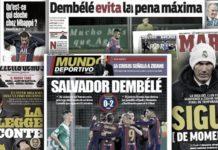 L'Espagne se prosterne devant le héros Ousmane Dembélé, le cas de Kylian Mbappé au PSG inquiète