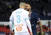 PSG-OM : la tension est encore montée entre Neymar et Alvaro !